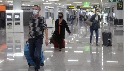 Greșeli făcute la aeroport, în pandemie