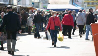 Prognoza experților Fondului Monetar Internațional: În următorii 5 ani, populația Moldovei va scădea cu 270.000 de persoane