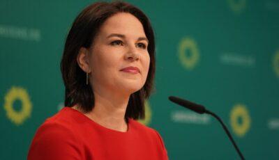 Femeia care ar putea fi următorul cancelar al Germaniei. Cine este Annalena Baerbock