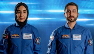 Moment istoric: Noura Al-Matrooshi, prima femeie astronaut din Emiratele Arabe Unite