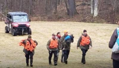 Copil de 3 ani dat dispărut, găsit într-o pădure după 3 zile