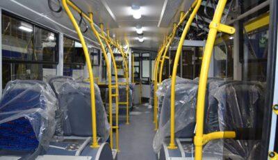 Zece troleibuze vor circula pe strada Albișoara, între sectoarele Buiucani și Botanica