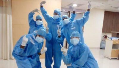Doar 6 cadre medicale, confirmate cu Covid-19 în ultimele 24 de ore