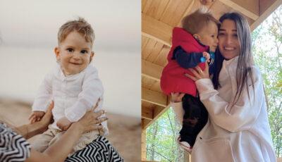 Micuțul Robert, diagnosticat cu amiotrofie spinală, face primii pași. Mărturiile Irinei Grabazei