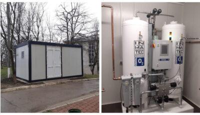 20 stații de producere a oxigenului vor fi instalate în preajma spitalelor din țară