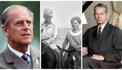 Prințul Philip și Regele Mihai au fost veri și erau născuți în același an