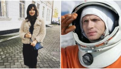 Actorul care l-a jucat pe Iurii Gagarin în filmul de la BBC este unchiul actriței Olesea Sveclă
