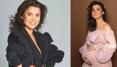 Natalia Morari a devenit mămică!