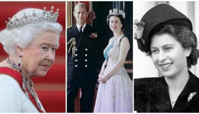 Regina Elisabeta împlinește astăzi 95 de ani