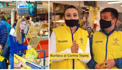 """Campania ,,Masa Bucuriei"""" – produse pe care le poți dona sâmbătă, în magazine, în scop caritabil"""