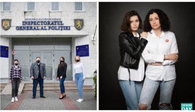 Denim Day – polițiștii au îmbrăcat astăzi blugi, pentru a spune NU violenței sexuale
