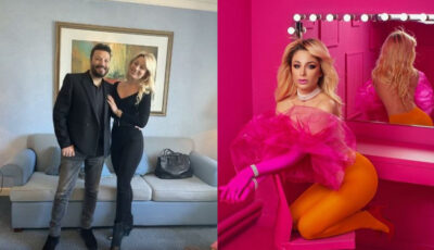 Natalia Gordienko va purta la Eurovision o ținută creată de celebrul Zuhair Murad