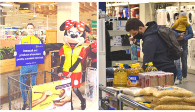 Masa Bucuriei: 4.000 de prânzuri calde și 1.400 de pachete alimentare vor fi distribuite celor nevoiași în ajunul Sărbătorilor de Paști