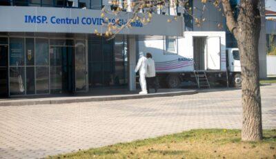 Centrul Covid din Chișinău împlinește un an de activitate