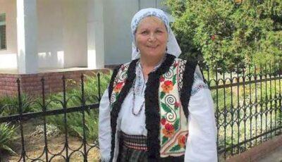 """Autoarea textului celebrei melodii ,,Dorul Basarabiei"""" a plecat la ceruri"""