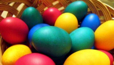 Atenție! Evitați vopselele toxice pentru ouă. Ce ne recomandă specialiștii?