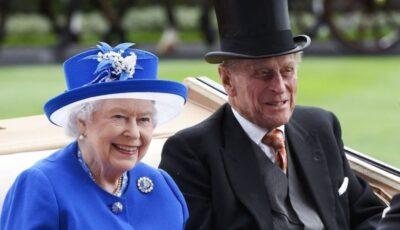 Casa Regală a împărtășit o fotografie nemaivăzută cu Regina Elisabeta a II-a și soțul ei, Prințul Philip