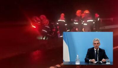 Tragedie în Argentina. Ministrul Transporturilor a murit într-un accident cumplit