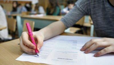 Directori de licee din capitală optează pentru desfășurarea examenului de bacalaureat
