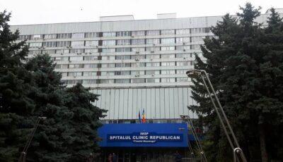 Vicepreședintele raionului Sângerei a fost transferat la Spitalul Clinic Republican