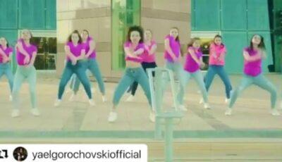 """Video! Tinerele din Israel se dezlănțuie pe ritmurile piesei ,,Sugar"""""""