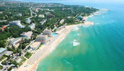 Bulgaria se deschide pentru turiști începând cu 1 mai