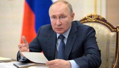 """Rusia anunță lista neagră a """"țărilor neprietenoase"""", la ordinul lui Vladimir Putin"""