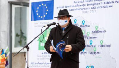 Cine va fi noul ambasador al Uniunii Europene în Republica Moldova