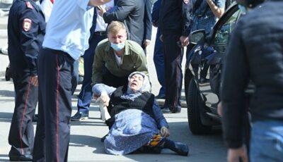Au apărut imagini din interiorul școlii din Kazan, unde au fost împușcate 9 persoane, iar peste 20 au fost rănite
