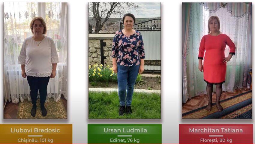 #SlabesteOnline: începe lupta kilogramelor în plus! Iată cine sunt cele 6 participante care sunt gata să slăbească chiar și 30 de kilograme