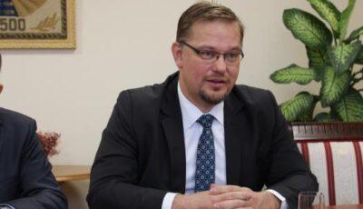 Ambasadorul Poloniei în Republica Moldova a suferit o formă gravă de Covid și le mulțumește medicilor moldoveni că i-au salvat viața