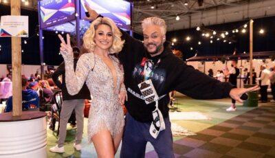 """Natalia Gordienko, mesaj pentru Filip Kirkorov după Eurovision: ,,Doar dumneavoastră puteți face asta! Să încărcați și să lansați o rachetă în spațiu"""""""