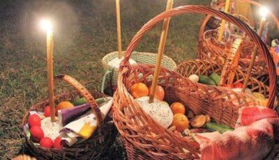 11 produse pe care ar trebui să le pui în Coșul de Paști, potrivit tradiției