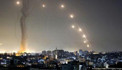 Au fost lansate 130 de rachete în direcţia Tel Aviv-ului. Mărturiile unei moldovence