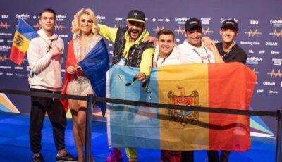 """Mesajul Nataliei Gordienko după finala Eurovision: ,,Au fost zile superbe, însă cele mai grele din viața mea"""""""