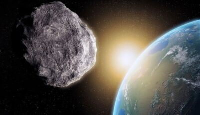 Un asteroid de dimensiuni gigantice va trece astăzi pe lângă Pământ
