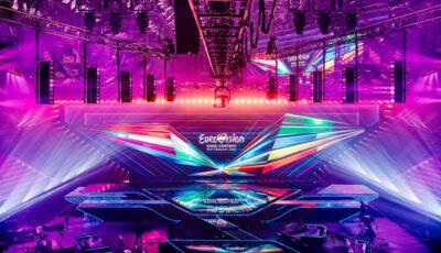 Live Eurovision! Natalia Gordienko evoluează cu numărul 14