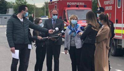 La Chișinău au ajuns 100.800 doze de vaccin anti-Covid donate de România