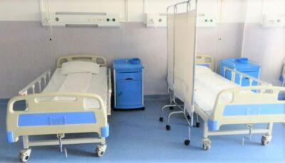 Mai multe spitale raionale și-au închis secțiile Covid