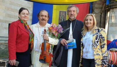 Maestrul Nicolae Botgros a fost decorat cu Ordinul Recunoştinţei de către Biserica Ortodoxă Română