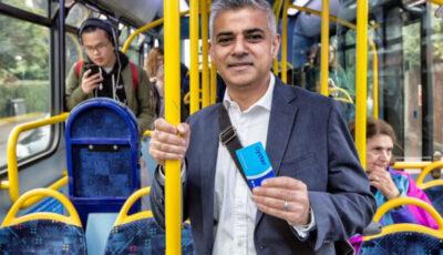 Primarul reales al Londrei, primul musulman care conduce o capitală occidentală