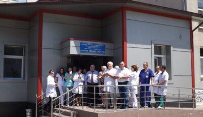 Încă un spital din Capitală este pe cale să-și închidă secția Covid