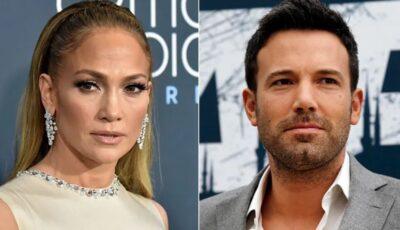 """Jennifer Lopez s-a reunit cu Ben Affleck. ,,E fericită lângă el"""", conform presei de peste Ocean"""