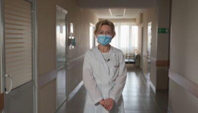 """Medic de la Institutul de Cardiologie: ,,Eu mi-am pierdut părinții din cauza coronavirusului. Îndemnul meu pentru toți este să se vaccineze"""""""