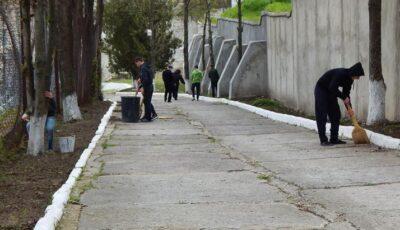 Trei adolescenți au evadat din penitenciarul din Goian și au pornit cu o mașină spre Orhei