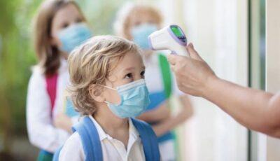 Studiu: Majoritatea copiilor cu Covid-19 nu prezintă simptome tipice bolii