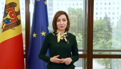 Maia Sandu, distinsă de către Norvegia cu premiul Sjur Lindebraekke pentru Democrație și Drepturile Omului