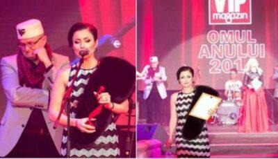 Stela Popa renunță la premiul VIP Magazin
