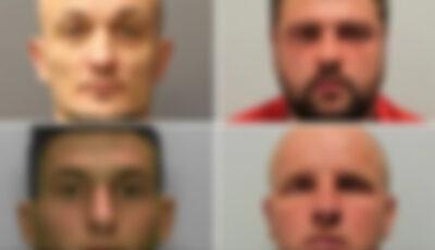 Patru moldoveni, condamnați la ani grei de închisoare pentru viol, în Marea Britanie