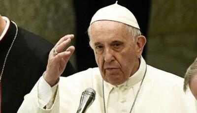 """Papa Francisc, despre atacurile dintre Fâşia Gaza şi Israel: ,,Un semn că nu vrem să construim viitorul, ci să-l distrugem"""""""